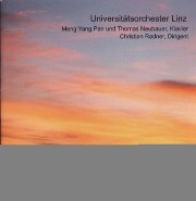 Cover CD Universitätsorchester